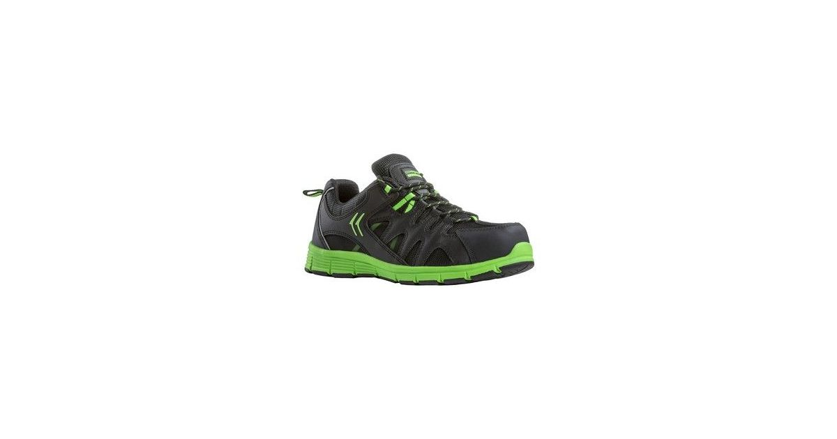 MOVE (S3 SRA) munkavédelmi cipő zöld 95dab598ed