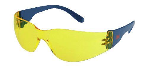 3M 2722 sárga lencsés szemüveg - UV 400 védelem