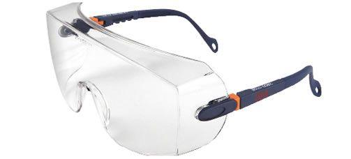3M 2800 víztiszta védőszemüveg - UV 400 védelem