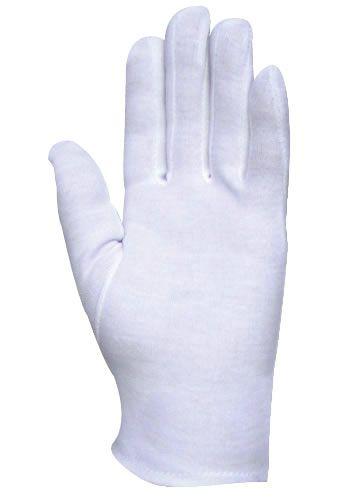 4150 fehér pamut cérnakesztyű