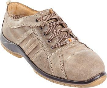 Ermes munkavédelmi cipő (S3) orrmerevítéssel és talpátszúrás elleni védelemmel