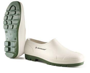 Dunlop fehér nitril cipő