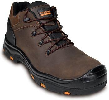 Topaz munkavédelmi cipő (S3 HRO SRC) orrmerevítéssel és talpátszúrás elleni védelemmel