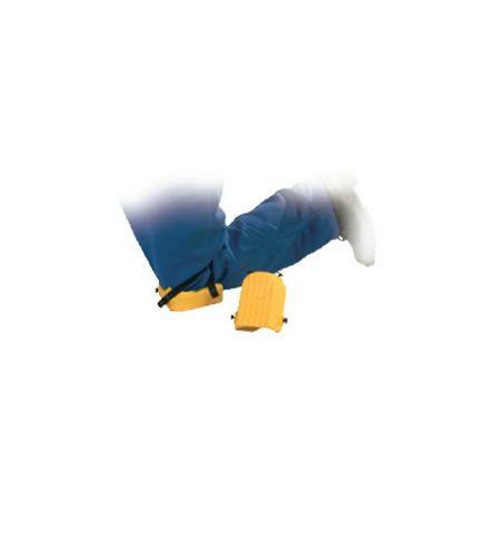 Sárga poliuretán térdeplő