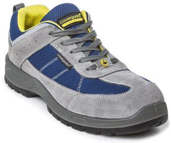 Lead ESD cipő (S1P) orrmervítéssel és talpátszúrás elleni védelemmel
