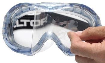 3M FAHRENHEIT - Zárt védőszemüveg rugalmas neoprén pánttal