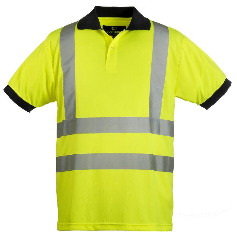 HI-VIZ Sárga fényvisszaverő póló